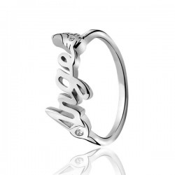 Zinzi Angel ring met zirkonia ZBFR12